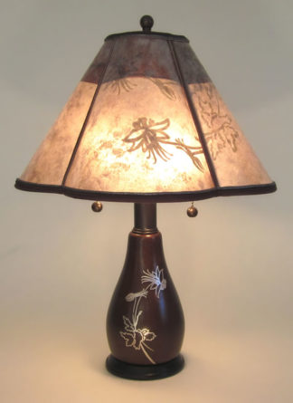 Heintz Art Metal Lamp