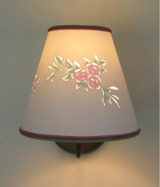 Pine Bough Box Wall Sconce Sue Johnson Custom Lamps Amp Shades