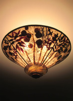 c329 Autumn Trees ceiling lamp