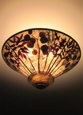c329 Autumn Trees ceiling lamp