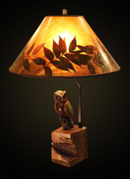 T366 Night Flyer Owl Lamp