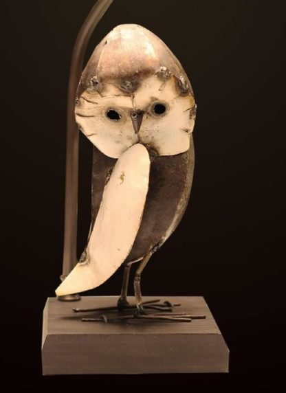 T370 Uptown Owl table lamp base