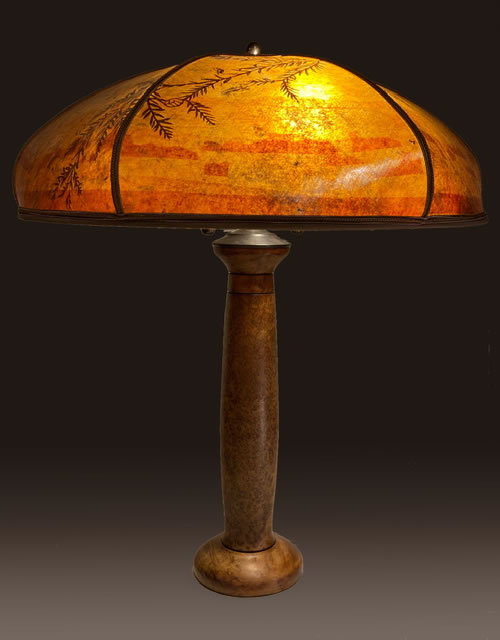 Sale Lamp 3E Bill Jabas Redwood Burl