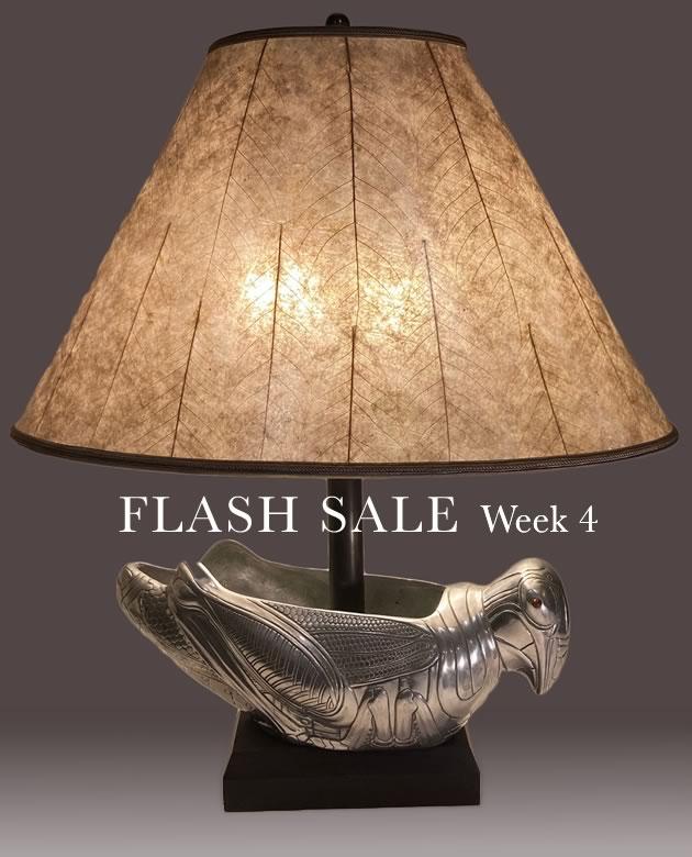 Grasshopper Lamp 4D