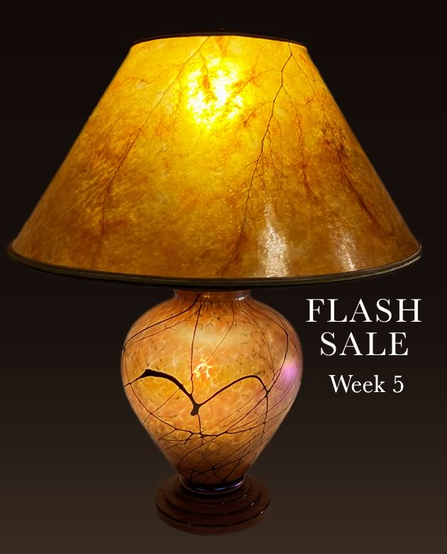 Flash Lamp Sale Week 5, Lamp 5B