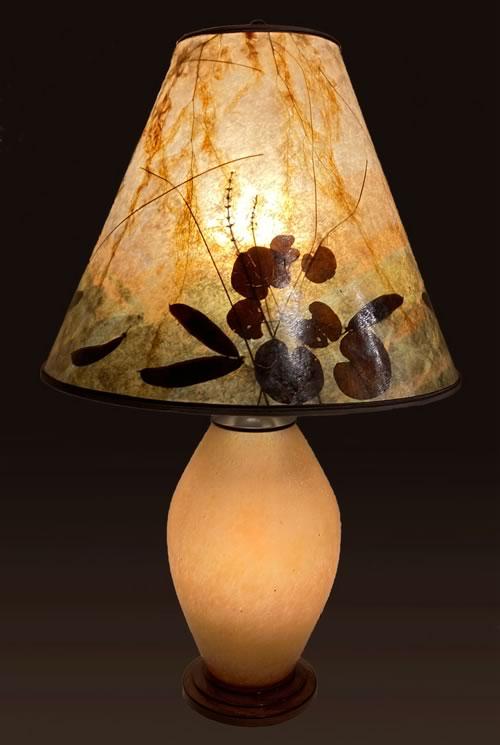 Sale Lamp 5A Lindsay Art Glass
